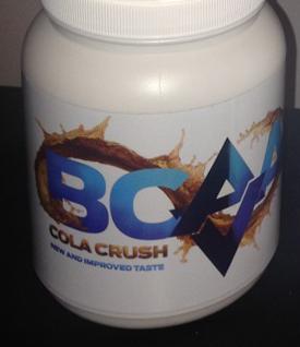 Aldrig Vila BCAA Cola Crush