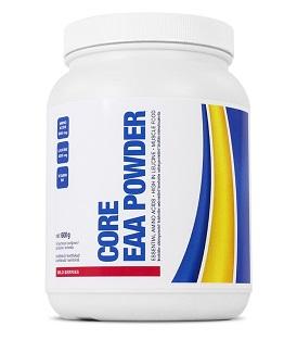Goda essentiella aminosyror från svenskt kosttillskott